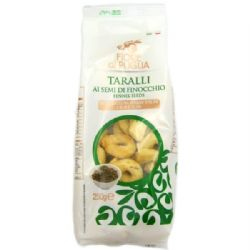 Taralli with Fennel 250g | Finocchio | Buy Online | Italian Biscuits | UK